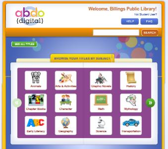 Abdo Ebooks for Children