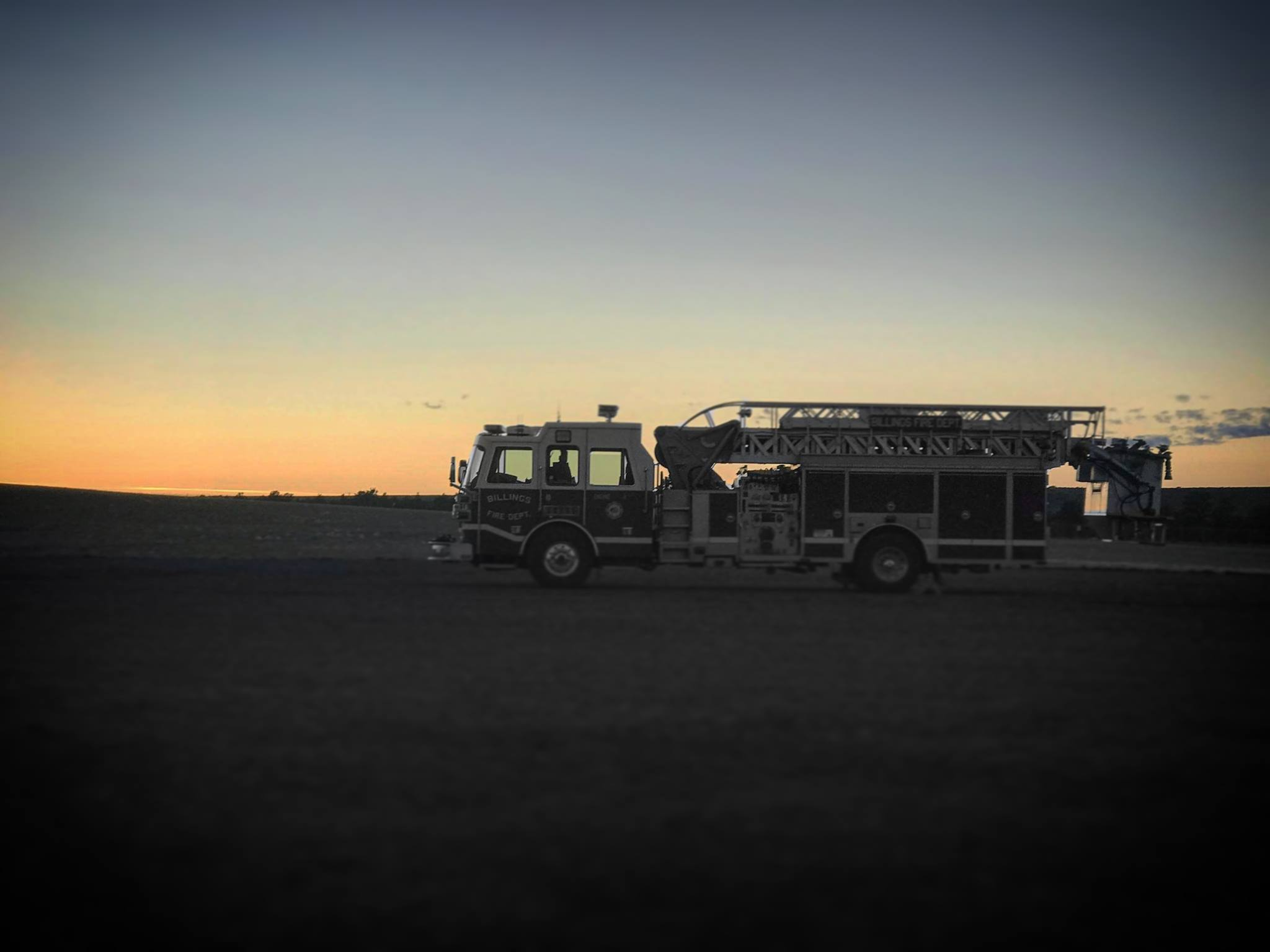 Engine 4 In the Sunset
