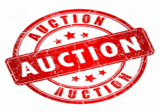 free auction clipart