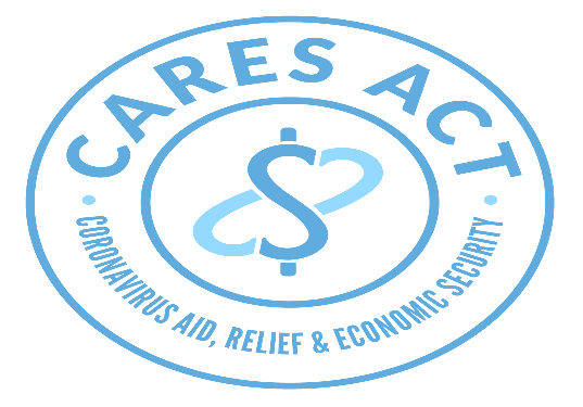 CARES-ACT-Badgel ogo by wenatchee valley college