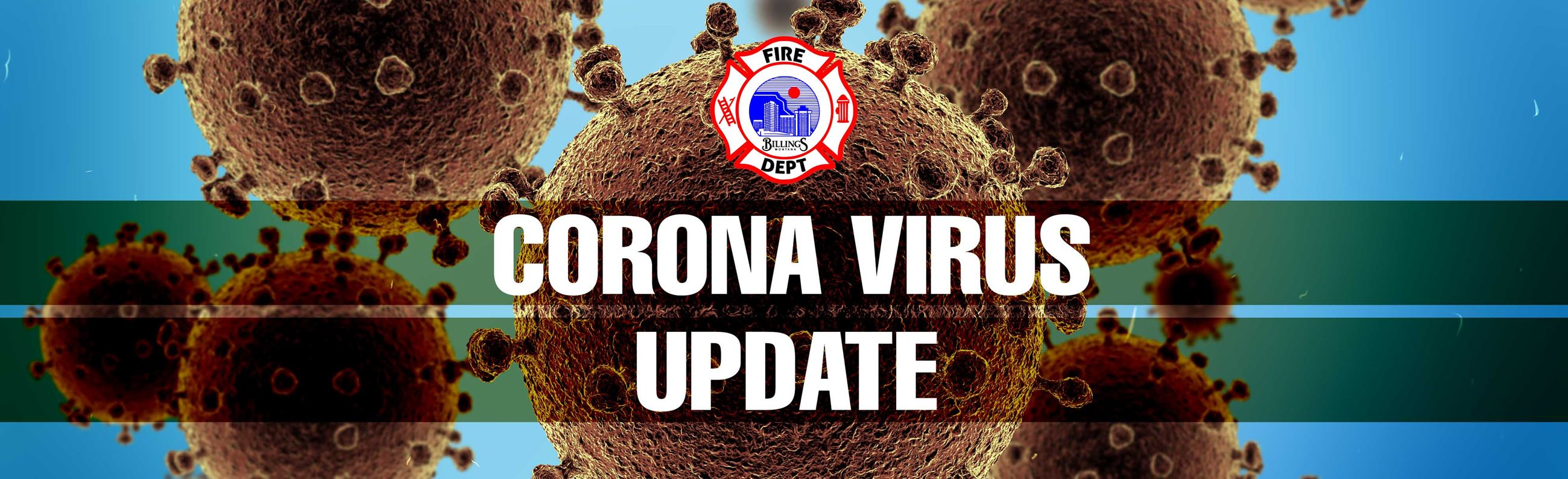 BFD COrona virus wide screen
