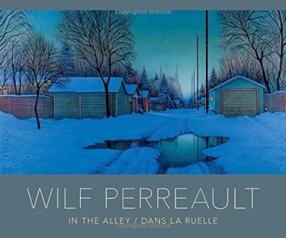 Wilf Perreault - In the Alley